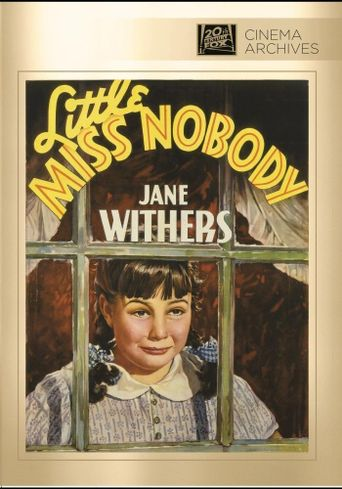 Little Miss Nobody Poster