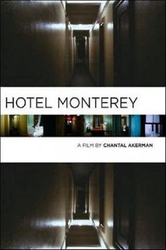 Hotel Monterey Poster