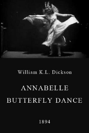 Annabelle Butterfly Dance Poster