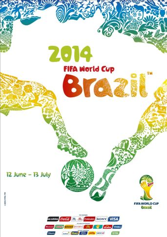 Road to Maracanã: The Official Film of 2014 FIFA World Cup Brazil Poster