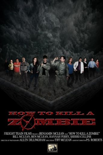 Watch How to Kill a Zombie