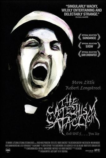 The Catechism Cataclysm Poster