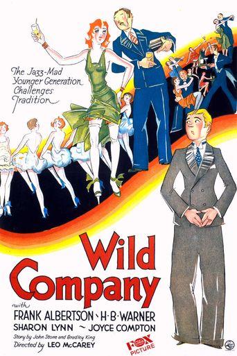 Wild Company Poster