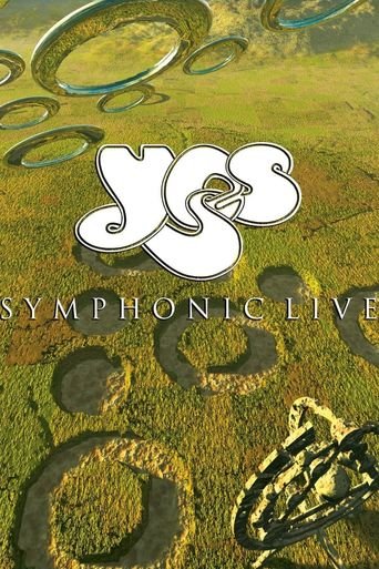 Yes: Symphonic Live Poster