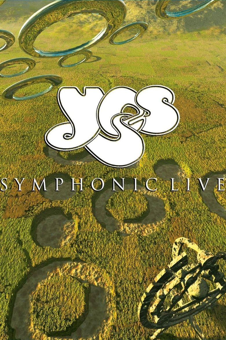 Yes - Symphonic Live Poster