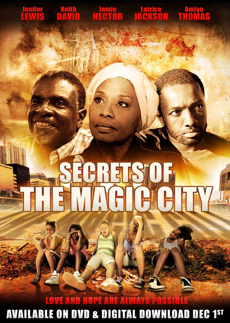 Secrets of the Magic City Poster