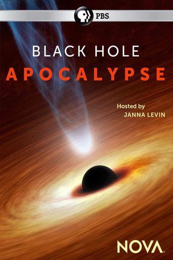 Black Hole Apocalypse Poster