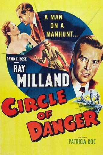 Circle of Danger Poster