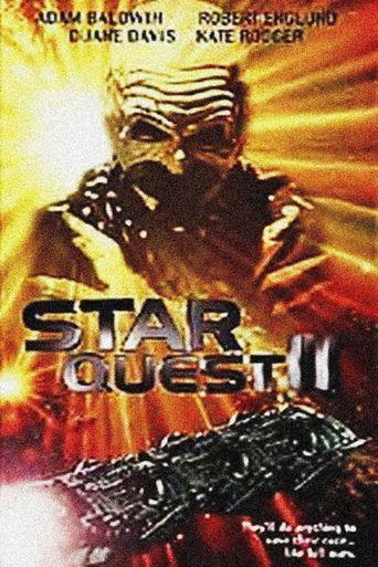 Starquest II Poster