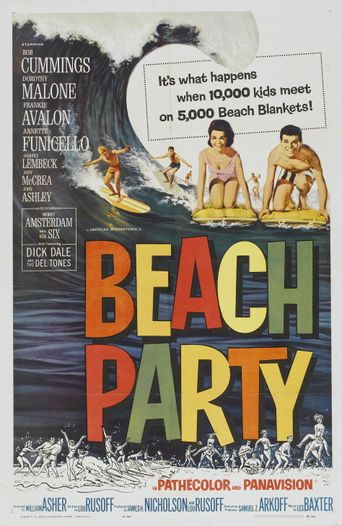 Watch Beach Party