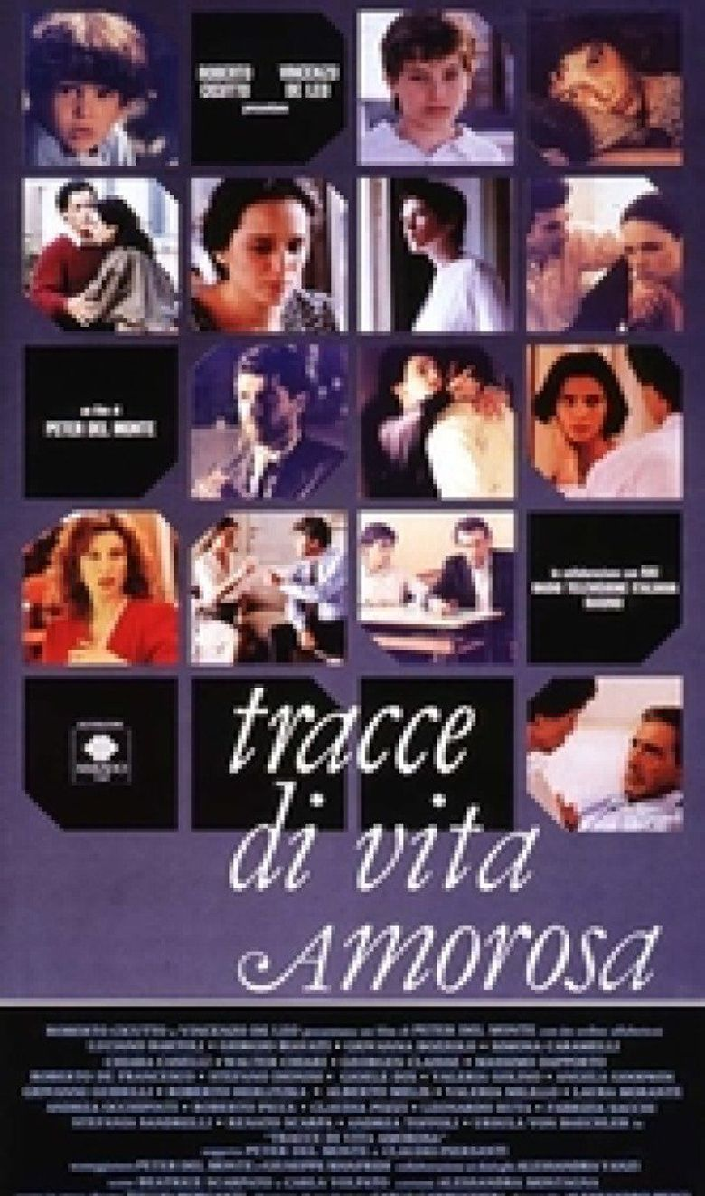 Traces of an Amorous Life Poster