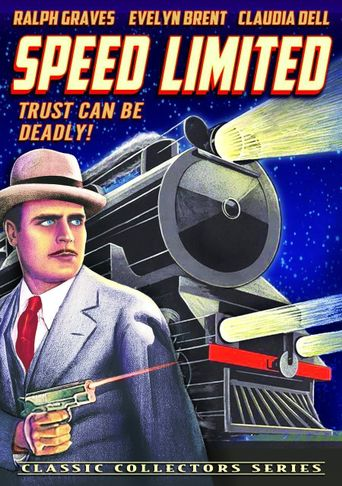 Speed Limited Poster