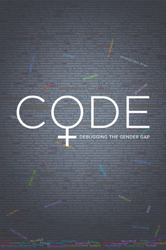 CODE: Debugging the Gender Gap Poster