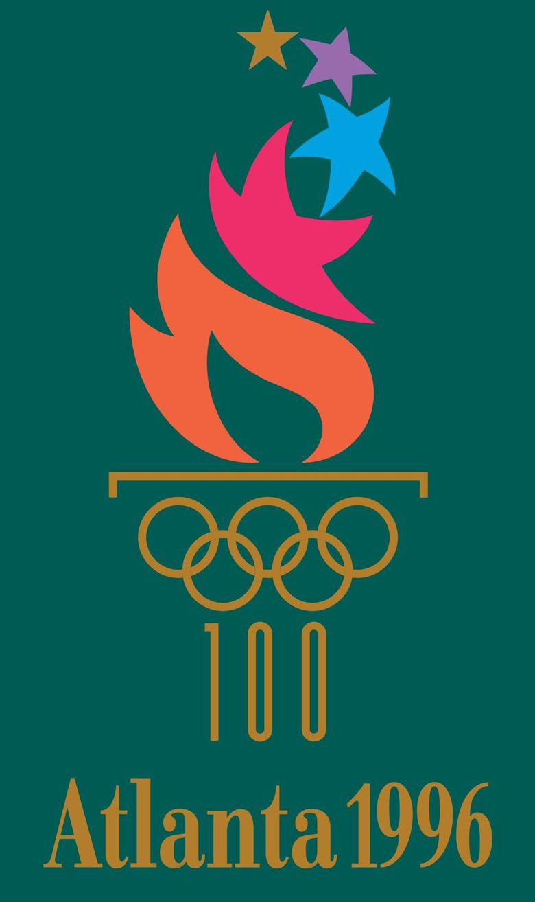 Atlanta's Olympic Glory Poster