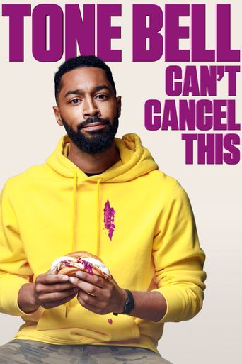 Tone Bell - Can't Cancel This Poster