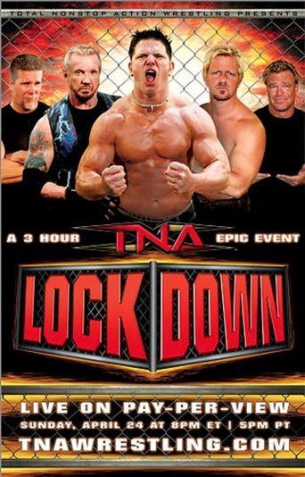 TNA Lockdown 2005 Poster