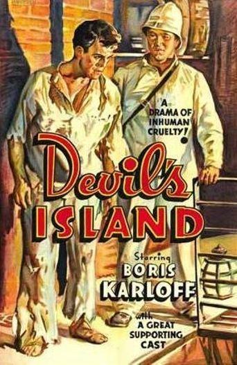 Devil's Island Poster