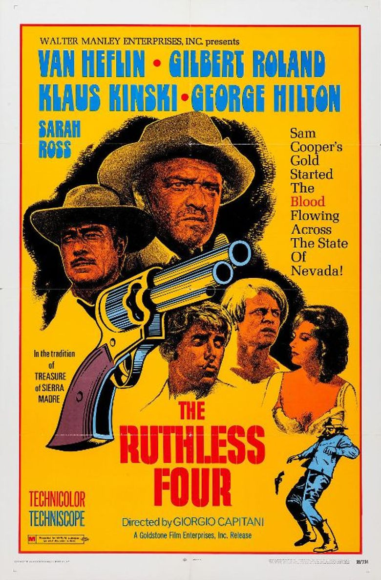 The Ruthless Four Poster