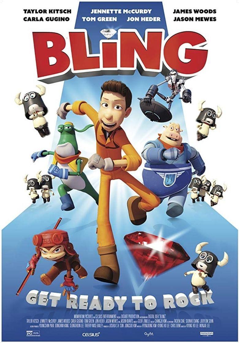 Bling Poster