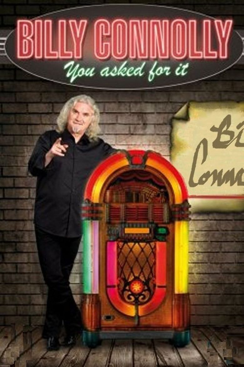 Billy Connolly: You Asked for it Poster