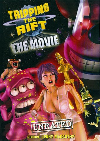 Tripping the Rift: The Movie Poster