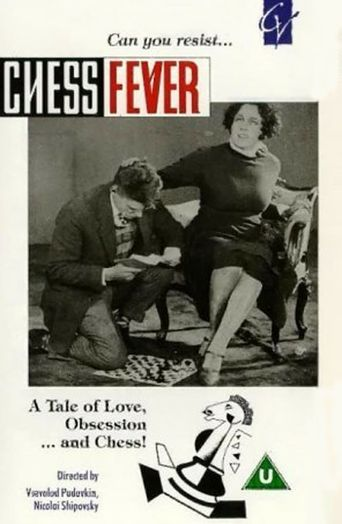 Chess Fever Poster
