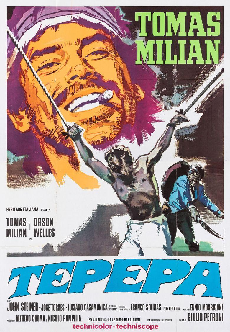 Tepepa Poster