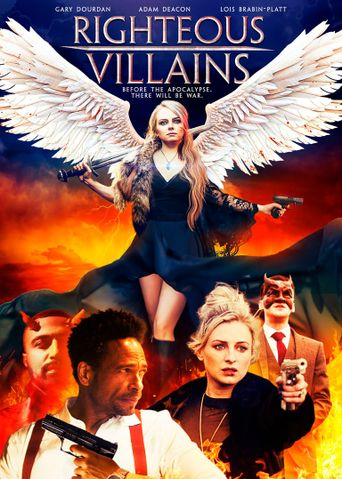 Righteous Villains Poster