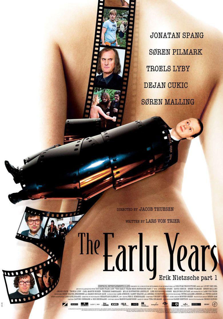The Early Years: Erik Nietzsche Part 1 Poster