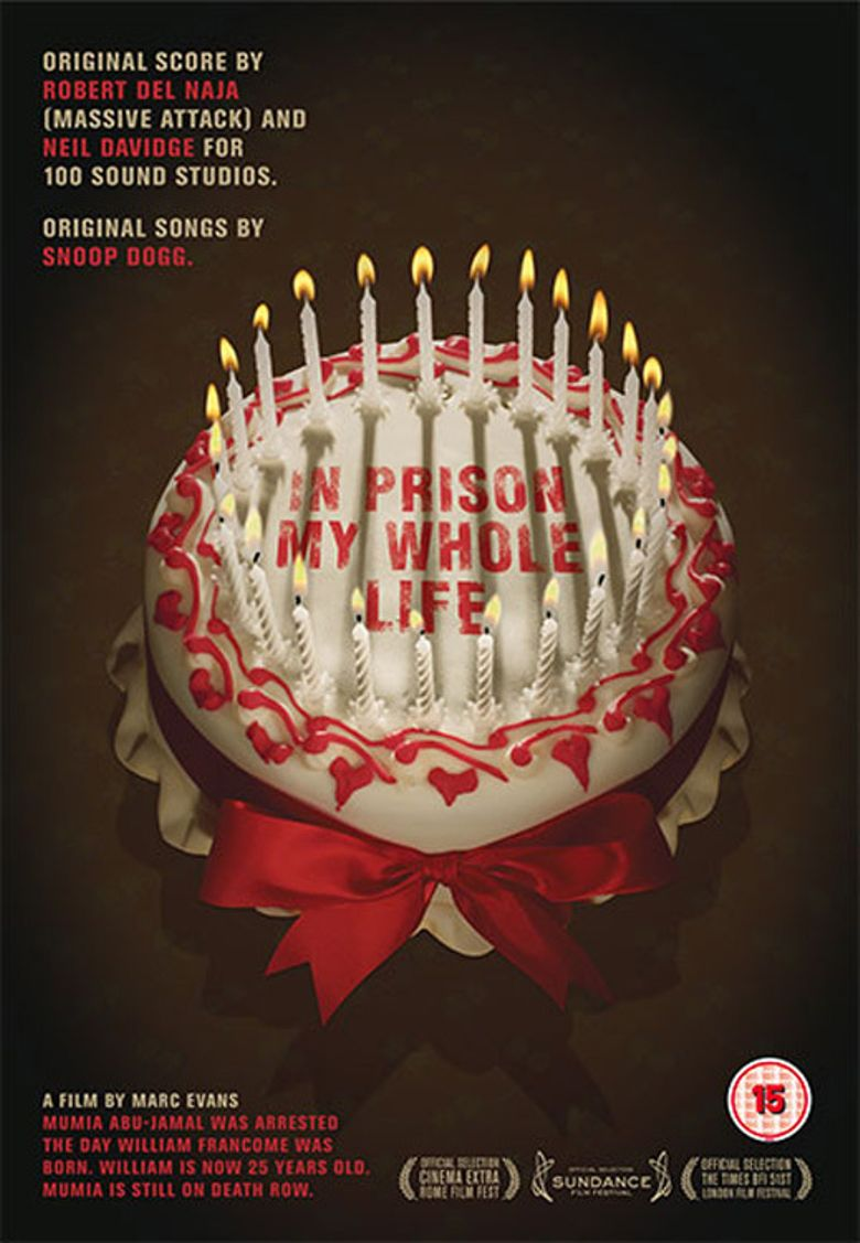 In Prison My Whole Life Poster