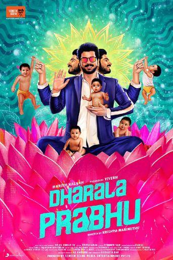 Dharala Prabhu Poster