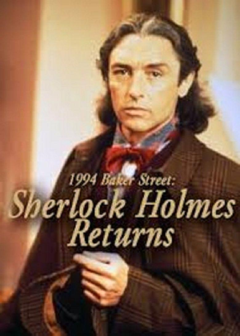 Sherlock Holmes Returns Poster