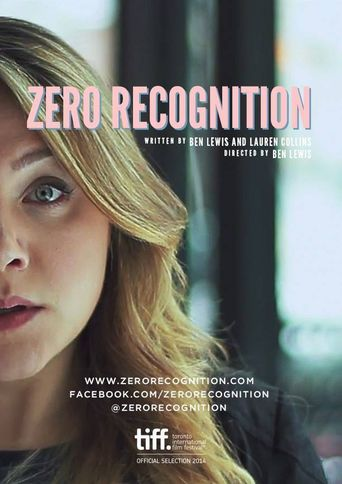 Zero Recognition Poster