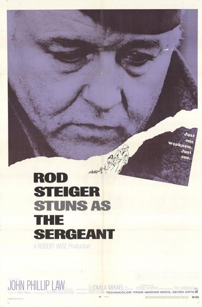 The Sergeant Poster