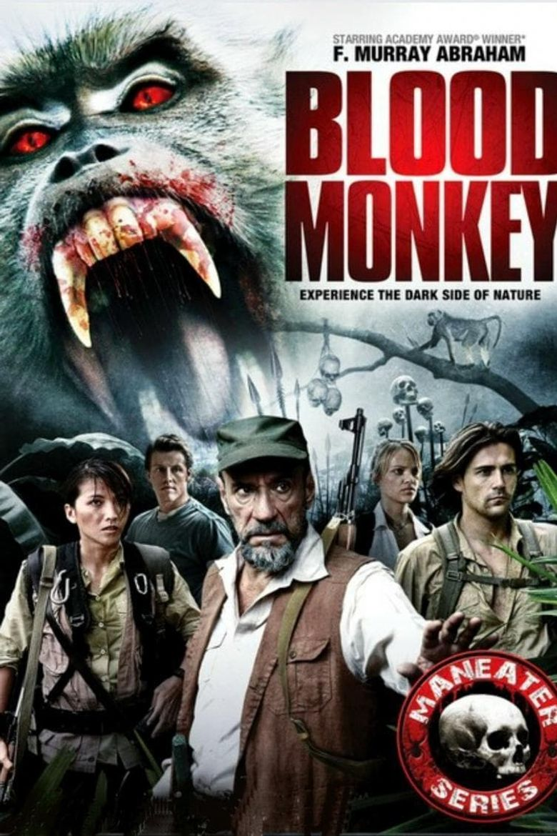 Blood Monkey Poster