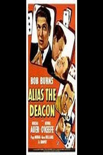 Alias the Deacon Poster