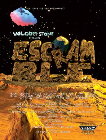 Escramble Poster