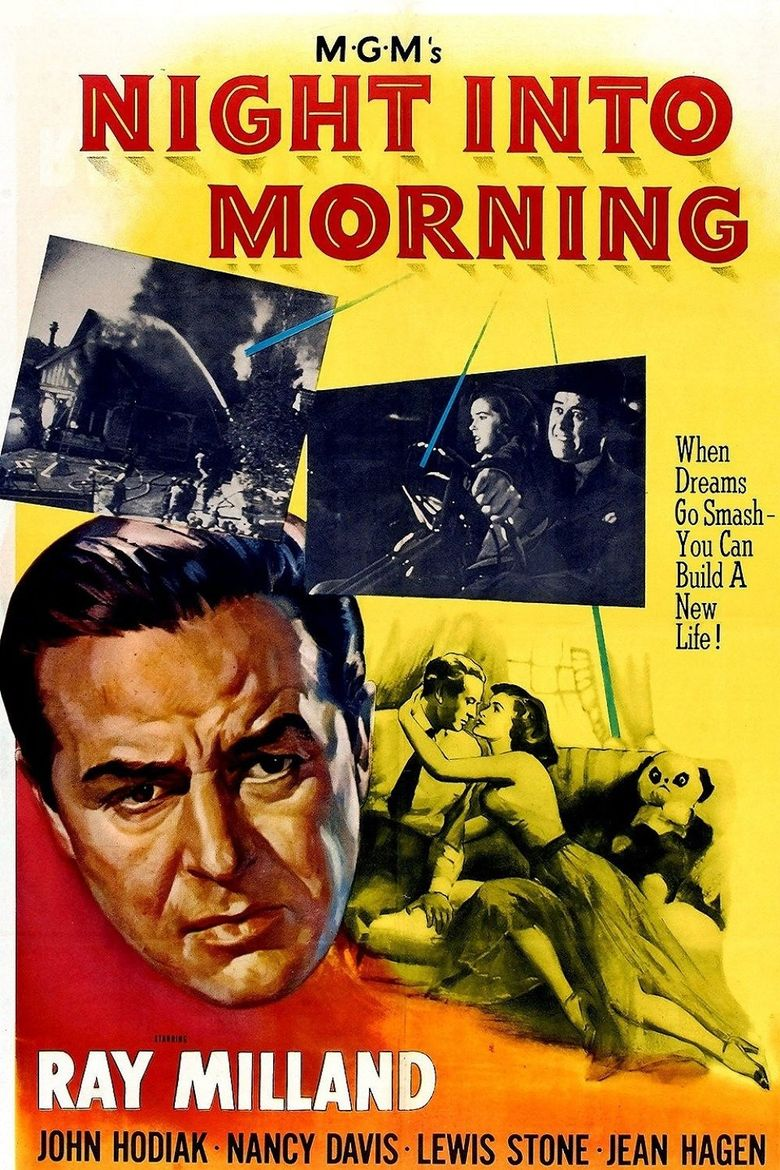 Night Into Morning Poster