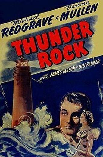 Thunder Rock Poster