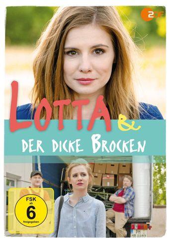 Lotta & der dicke Brocken Poster