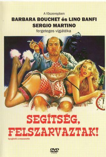 Spaghetti a mezzanotte Poster