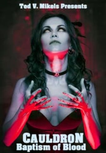 Cauldron: Baptism of Blood Poster