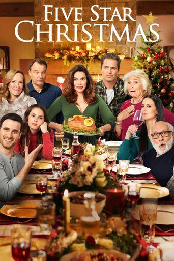 Five Star Christmas Poster