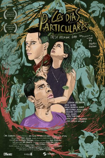 These Peculiar Days Poster