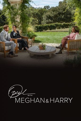 Oprah with Meghan and Harry: A CBS Primetime Special Poster