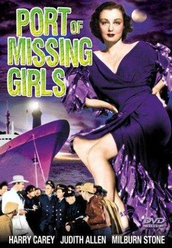 Port of Missing Girls Poster