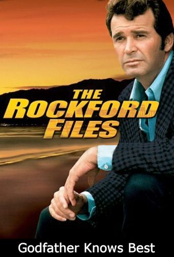 The Rockford Files: Godfather Knows Best Poster