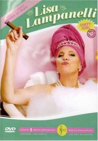 Lisa Lampanelli: Dirty Girl Poster
