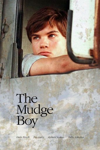 The Mudge Boy Poster