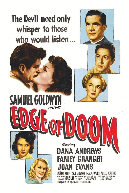 Edge of Doom Poster